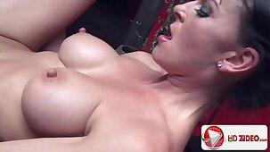 Franki Hairy MILF fucked real hard HD Porn