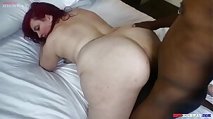 Mr Stixx fucks a Big Butt pawg granny on BBWHighway.com