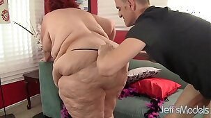 Super fat woman fucked