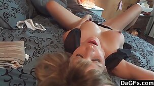 Filming Your Mom Orgasming On Her Toys